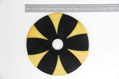 Heat Pulse Flowmeter Large Diverter - 230 mm (9 inch) diameter