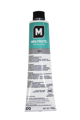 Lubricant, DC-111 Silicone 5.3, 150 g