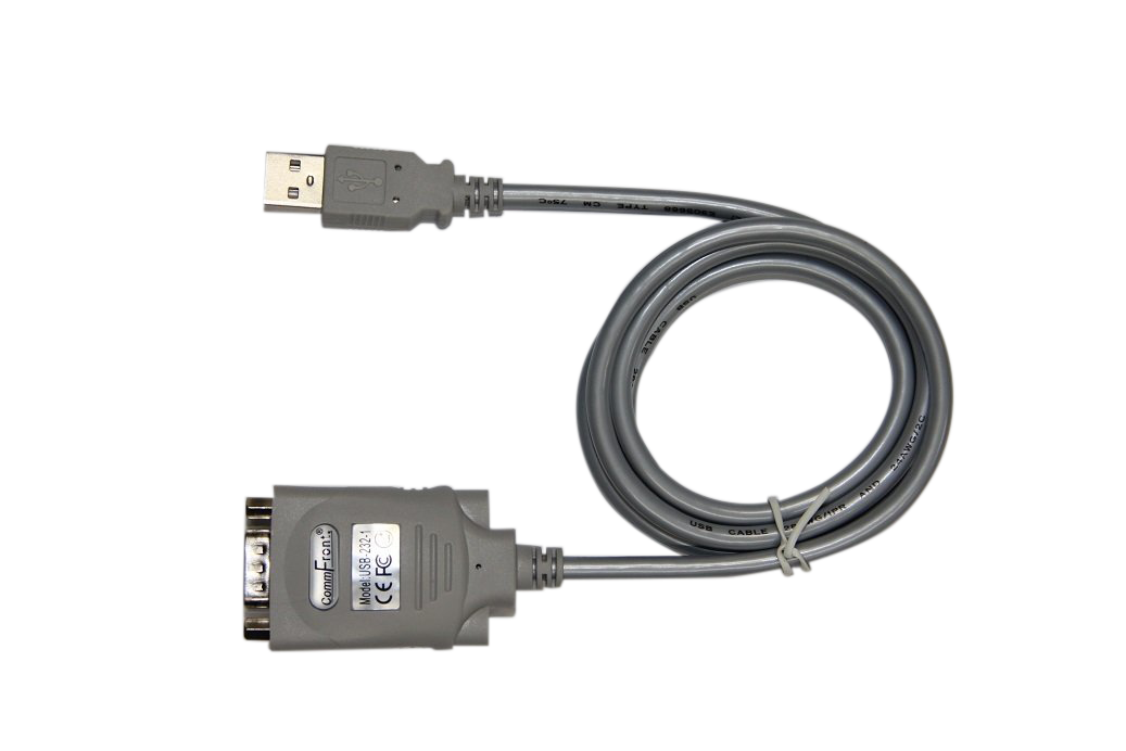 17-101-912, USB to RS232-1 Serial Port Converter