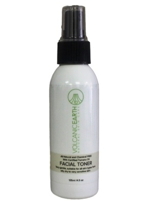 Facial Toner (Lavender & Rose Geranium) with certified organic Tamanu Oil 135 ml