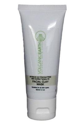 Volcanic Earth Clay Mask - 60 ml