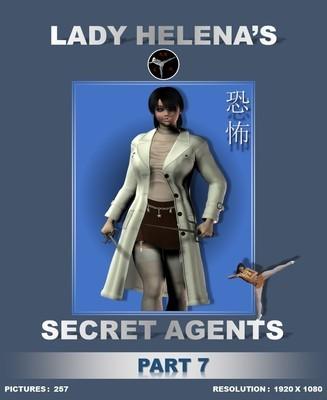 SECRET AGENTS ( PART 1)