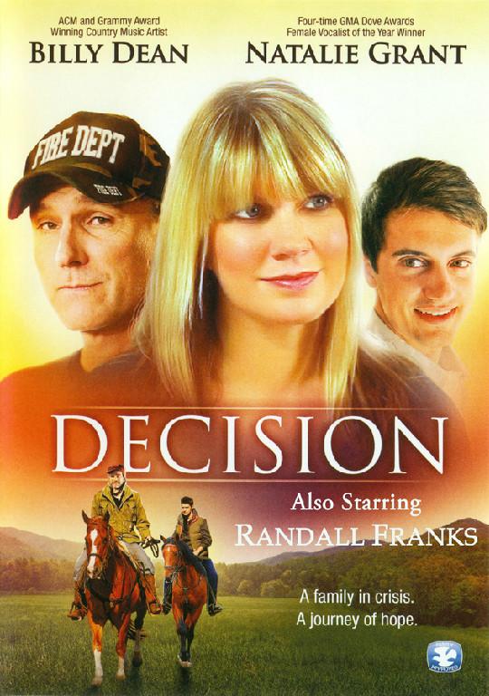 Film - Decision also starring Randall Franks