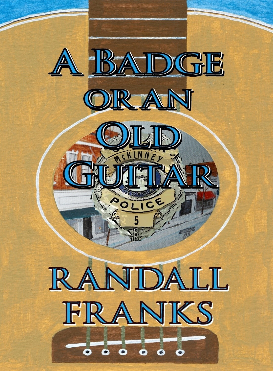 A Badge or an Old Guitar