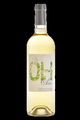 """""""Oh Chic"""" - Vin de Pays des Côtes de gascogne blanc moelleux - Bouteille 75 cl"""