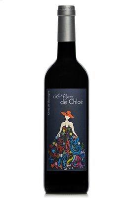"""""""Les Vignes de Chloé"""" - Côte de gascogne rouge - Bouteille 75 cl - Millésime 2019"""
