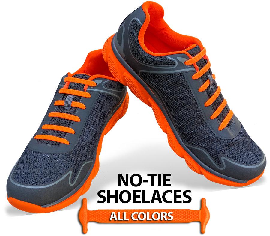 Elastic Shoe Laces - No-Tie Shoelaces