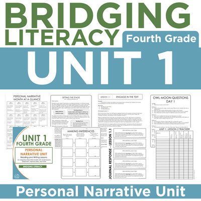 BL: 4th Grade - Unit 1