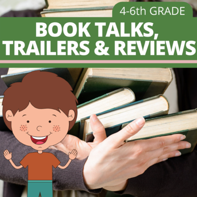 Book Talks, Trailers and Reviews