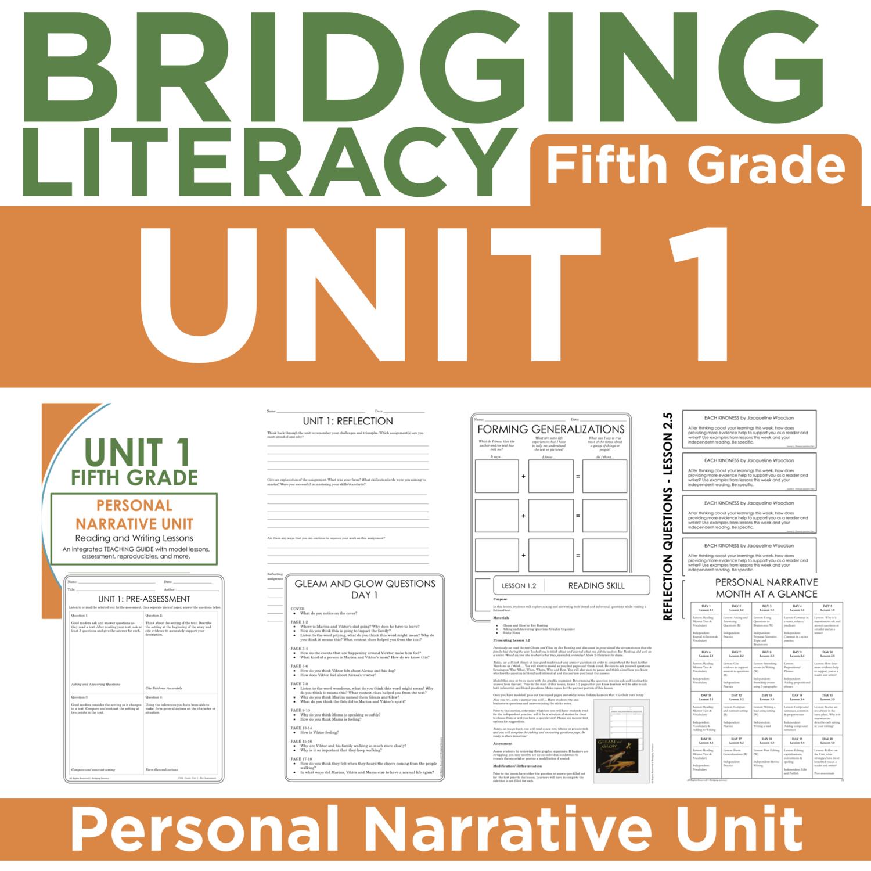 BL: 5th Grade - Unit 1