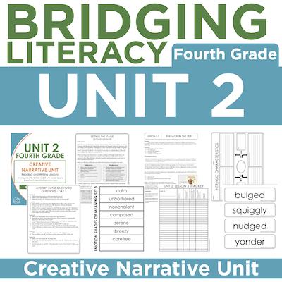 BL: 4th Grade - Unit 2