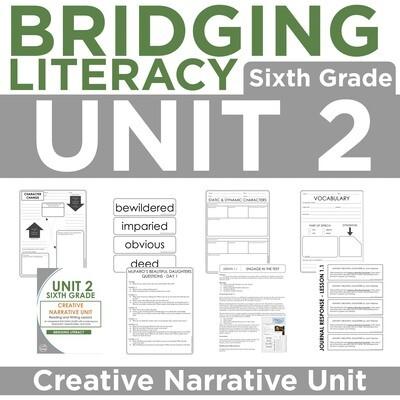 BL: 6th Grade Unit 2