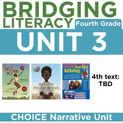 BL: 4th Grade - Unit 3
