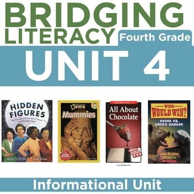 BL: 4th Grade - Unit 4