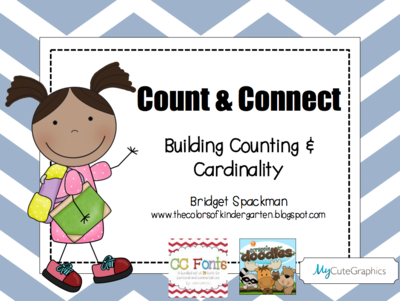 Count and Connect - Math Game!