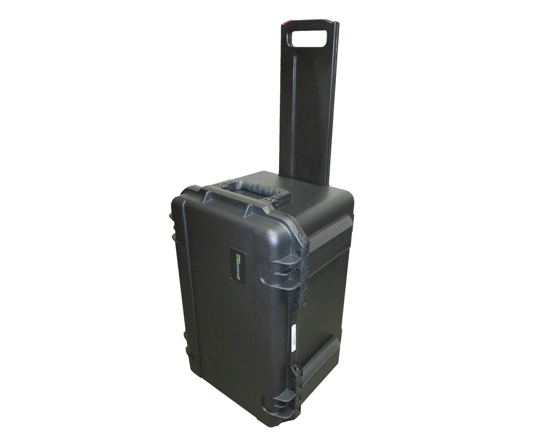 ShadowBox 6 Light Charging Case w/wheels