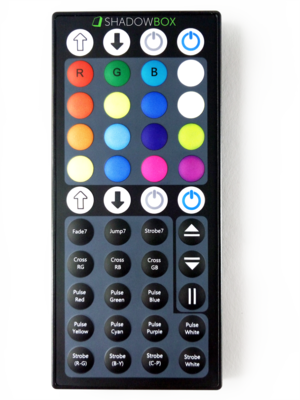 ShadowBox IR remote