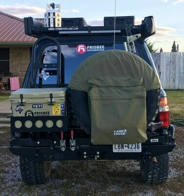 Camp Cover - Wheel Bin Safari For 33