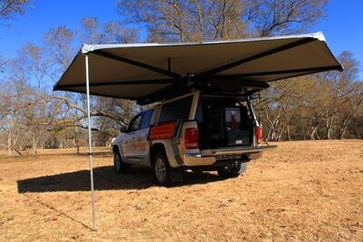 Quick Pitch Weathershade 20 Second Awning (270 degree)