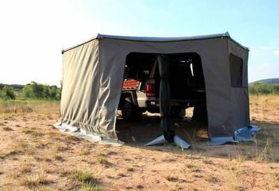 Quick Pitch 270 Weathershade Side Wall Kit
