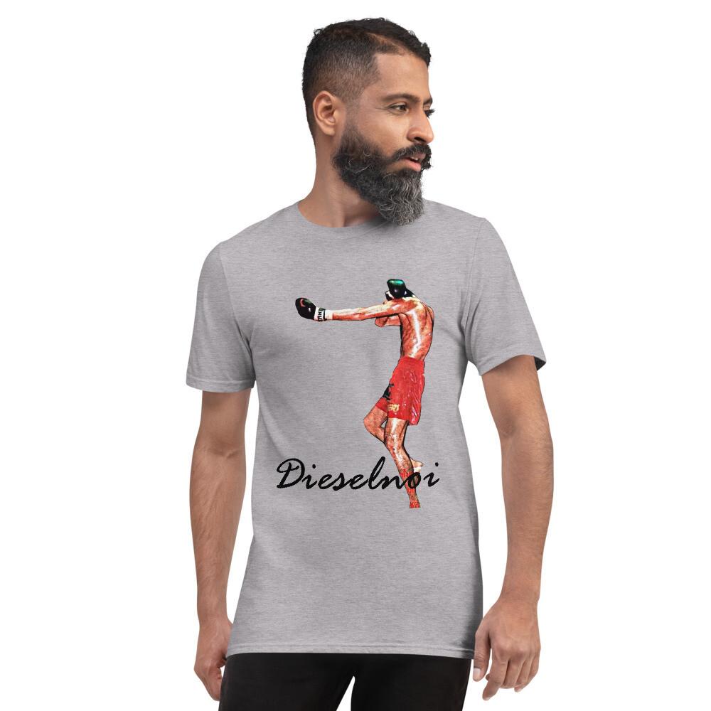 Dieselnoi Ruup Muay (light shirt) - Unisex Lightweight Anvil 980