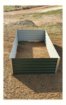 Raised Garden Bed (2x1x0.44m)