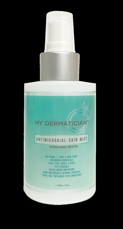 My Dermatician Antimicrobial Skin Mist 4oz.