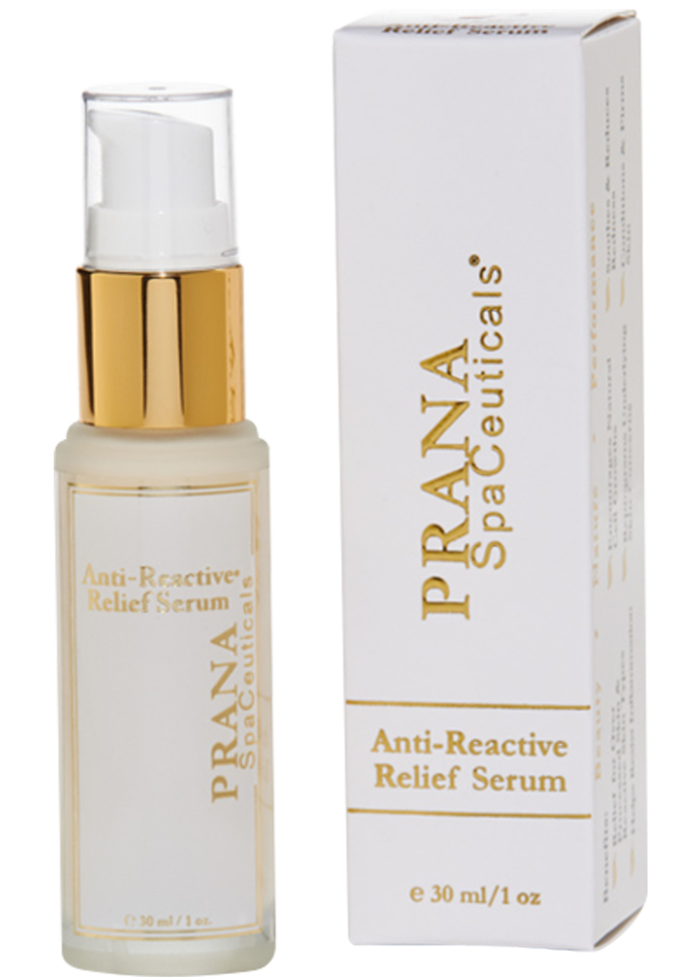 Anti-Reactive Relief Serum