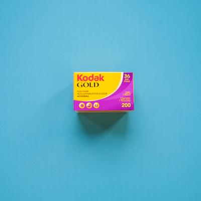 Kodak Gold 200 36exp 35mm