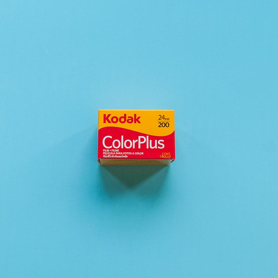 Kodak Colorplus 200 24exp 35mm