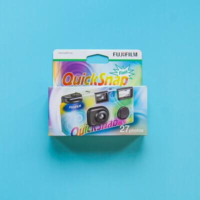 Fujifilm Quicksnap 27exp