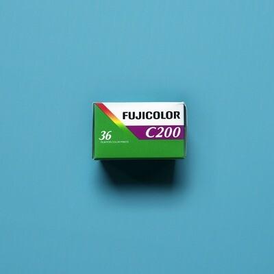Fujicolor C200 36exp