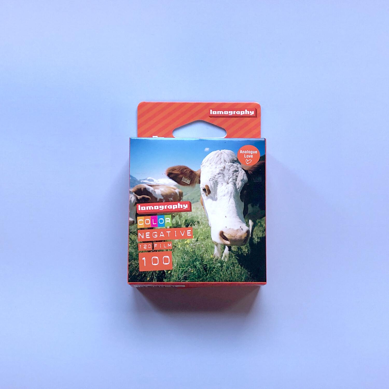 Lomography Colour Neg 100 120 3 Pack