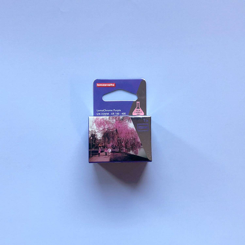 LomoChrome Purple 36exp 35mm