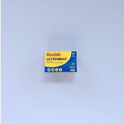 Kodak Ultramax 400 24exp