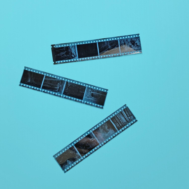 Negative and Slide Scanning Per Frame