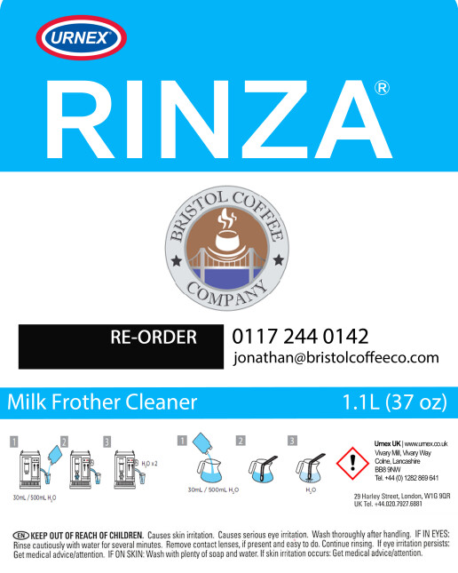 Rinza Milk Cleaner