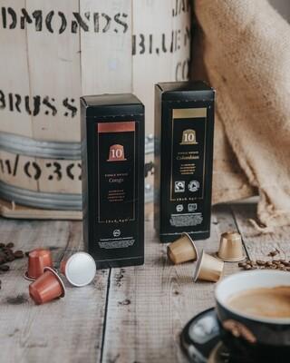 Bristol Coffee Capsule Discovery Box