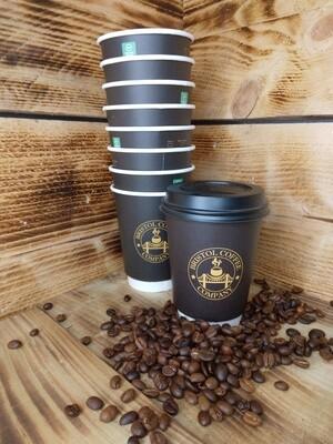 12oz Bristol Coffee Cups x50
