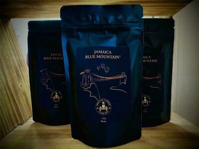 Jamaica Blue Mountain 125g Beans
