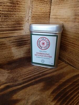 Organic Darjeeling Second Flush Tea 50g