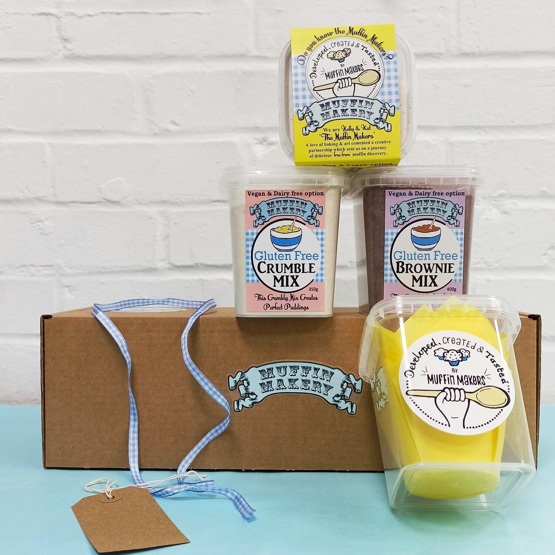 Gluten Free Dessert Gift Box