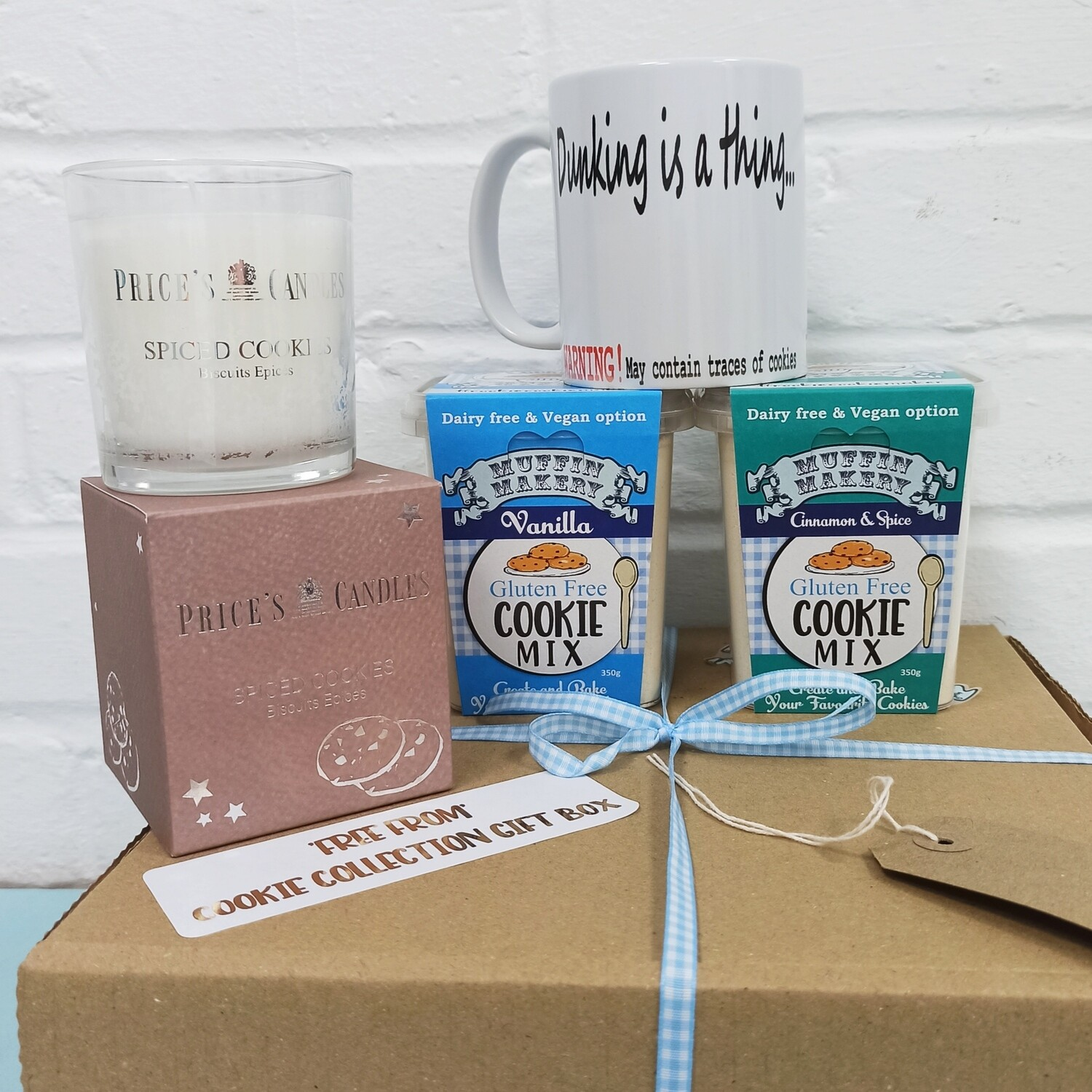 Free From Cookie Collection Gift Box