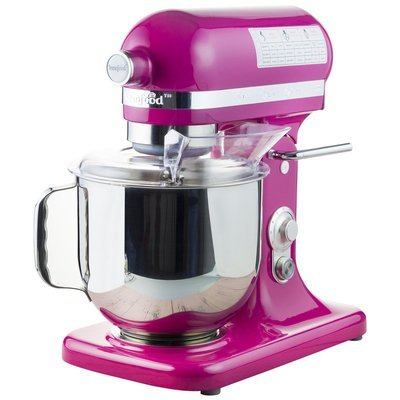 Innofood KT-B7 Professional Series Stand Mixer 7.0 Liters (Pink)