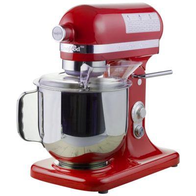 Innofood KT-B7 Professional Series Stand Mixer 7.0 Liters (Red/Pink/Tiffany Blue)