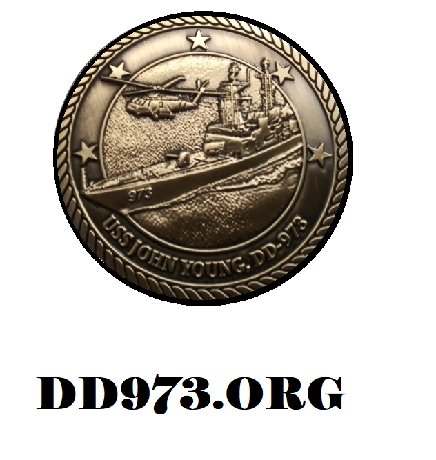John Young Challenge Coin