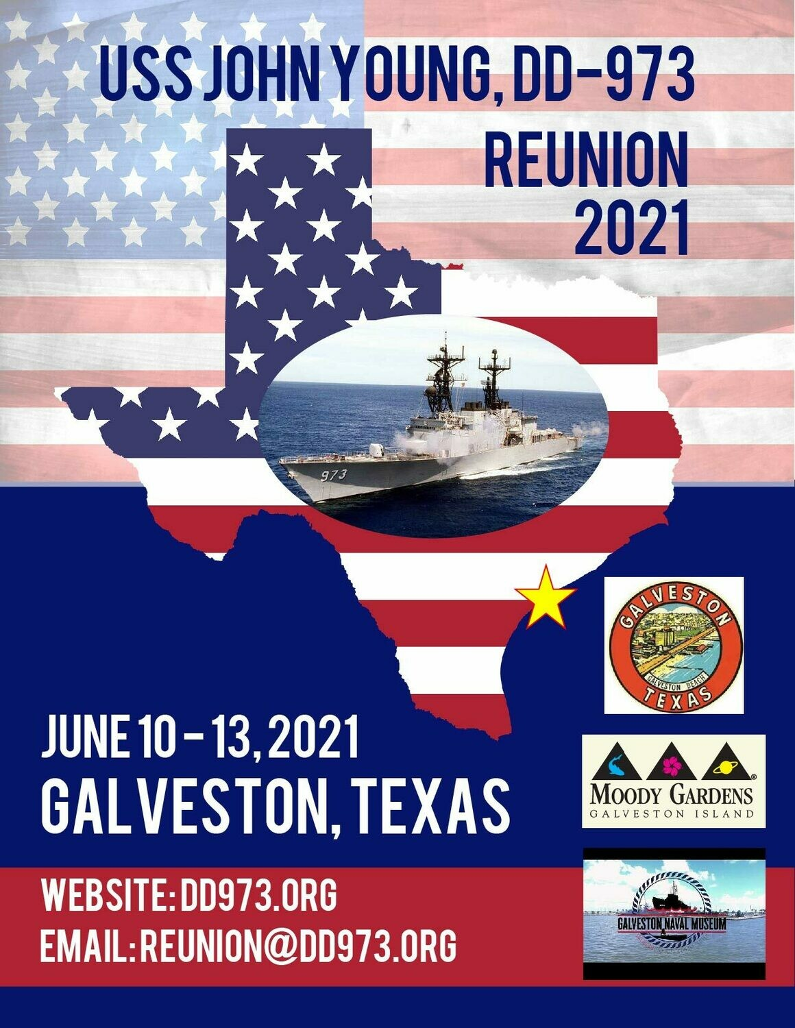 REUNION RSVP (Youth 16 and under)