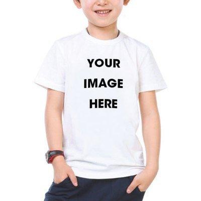 童裝T-恤印刷 T-Shirt Printing