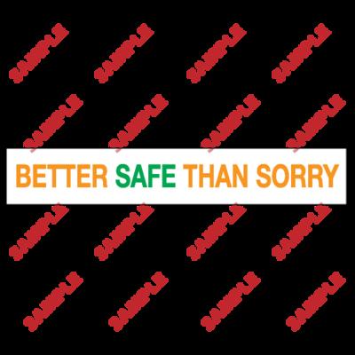 BS8 - 標語類安全標誌