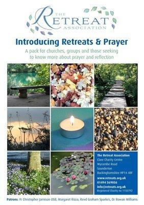 Introducing Retreats & Prayer Pack